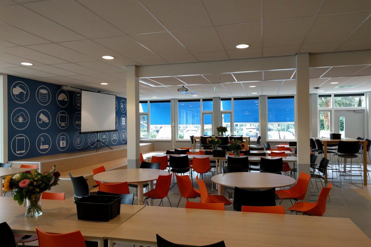 Kijkje in onze school roc midden nederland for Interieur opleidingen hbo