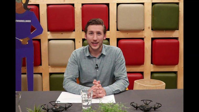 YouTube video - Voorlichting ICT College - Open avond